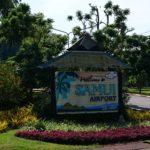 【夏】タオ島ダイビング旅行⑥~サムイ島でお買い物~